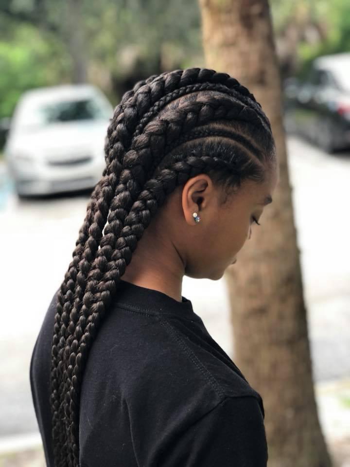 Professional Hair Braider In West Palm Beach West Palm Beach Natural Hair Salon Dreads Braids Near Me