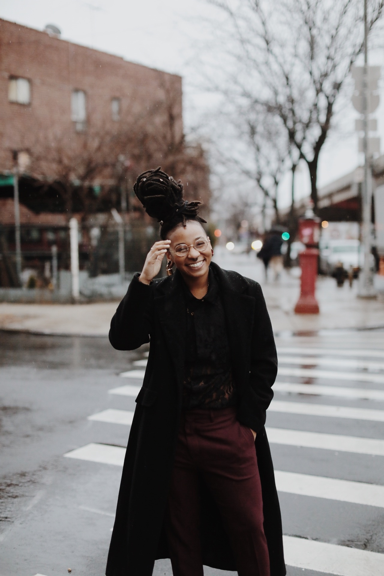 Happy New Year! - 2018 flew by in a blink of an eye and I have to say it was an amazing year. I learned so much about myself and I can only hope 2019 is just as exciting.Can you believe StylewithStray.com is almost 1 years old? My first blog post was February 8, 2018 — I'm lowkey screaming because WHHHAATTT!!!? lol