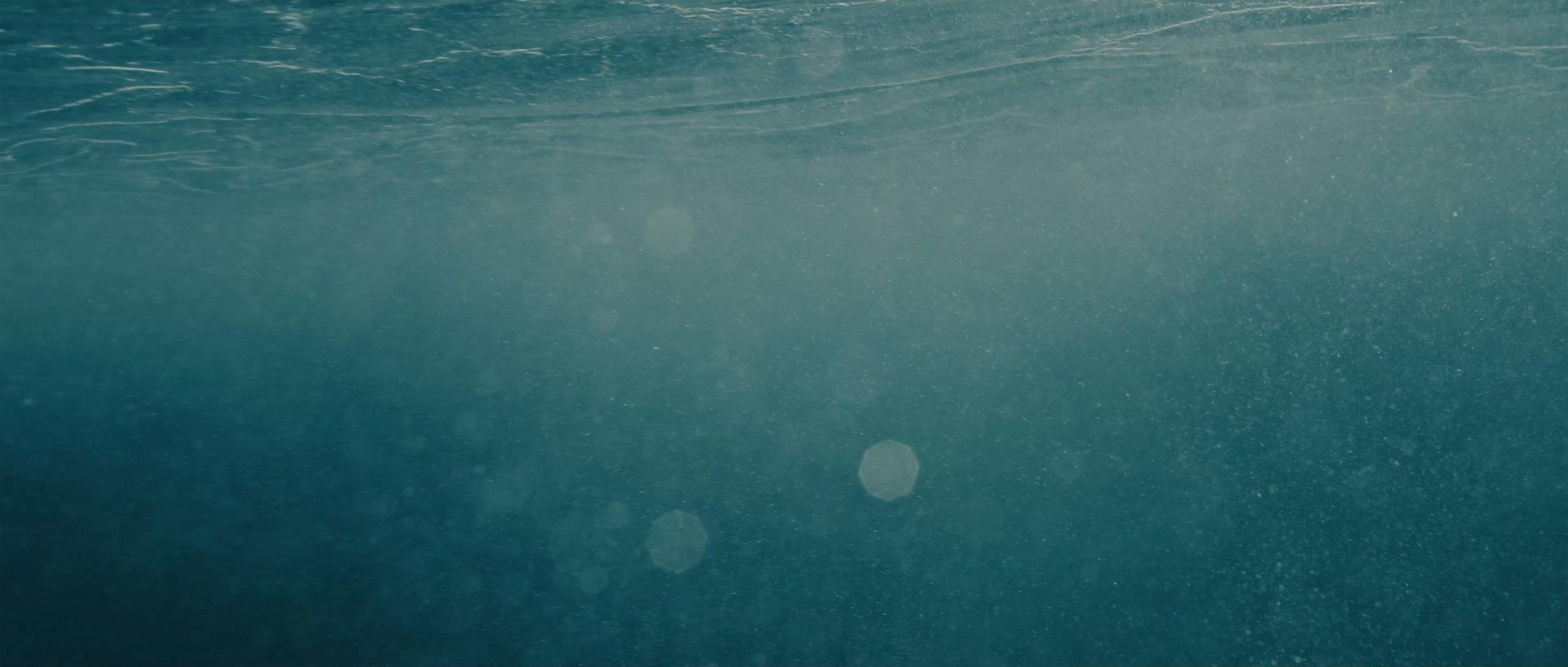 - Underwater