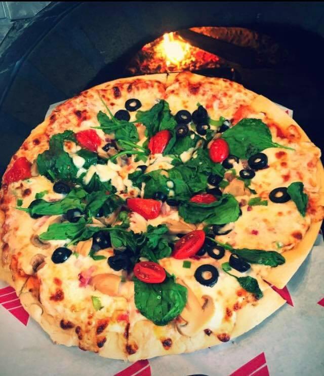 Ticheli's Italian Wood Oven Pizza
