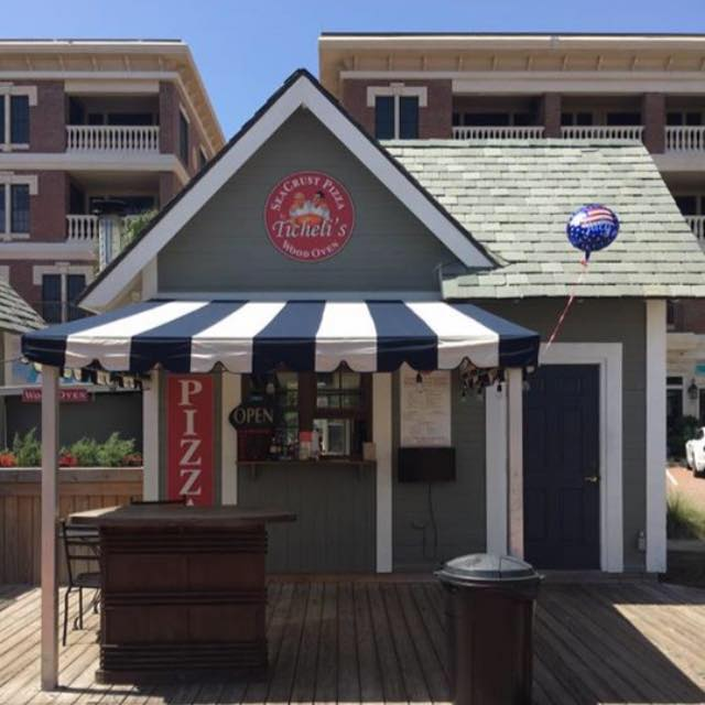 Ticheli's Italian Pizza Restaurant in Santa Rosa Beach, Florida