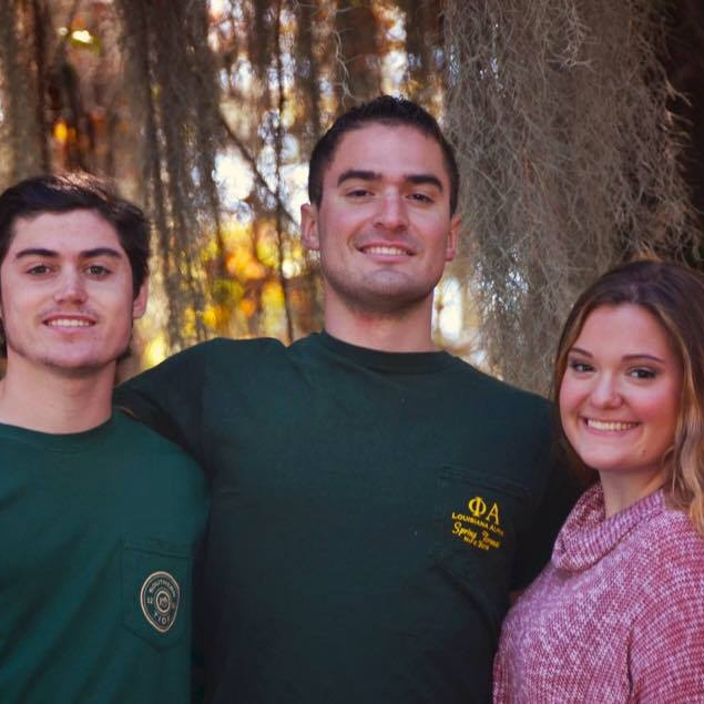 Ryan, Michael, & Emily Monk Chefs