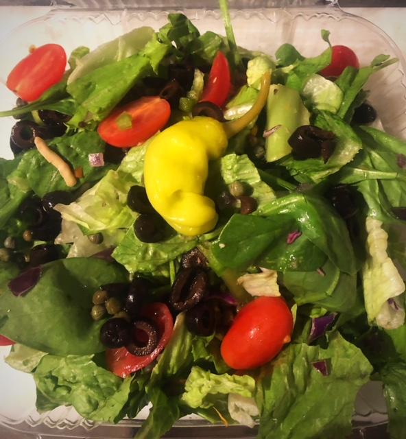 Ticheli's Traditional Green Salad