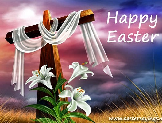 He is risen! Happy Easter from all of Ticheli's! We hope you all have a wonderful day! 💜
