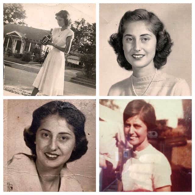 On April 24, 1929 this beautiful lady was born, Corrine Agnello Ticheli! Happy Birthday to the Original Mama. 41 birthdays without you is way to long✝️💗 #JoeMariePaula #neverforgotten
