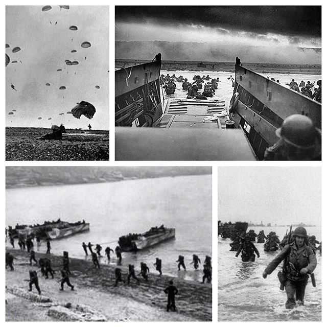 On this day, June 6th 1944 the U.S, British and other allies invaded the beaches of Normandy. The troops that risked their lives on Operation Neptune/D Day hold a special place in our hearts. Without them Ticheli's wouldn't be here. Today we honor and thank them for their sacrifices.🇺🇸 #dday #tichelis