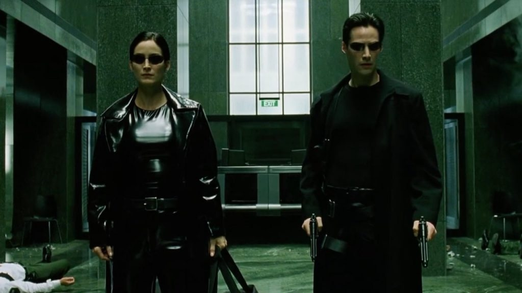 #11) The Matrix (+1) - (1999 - The Wachowskis)