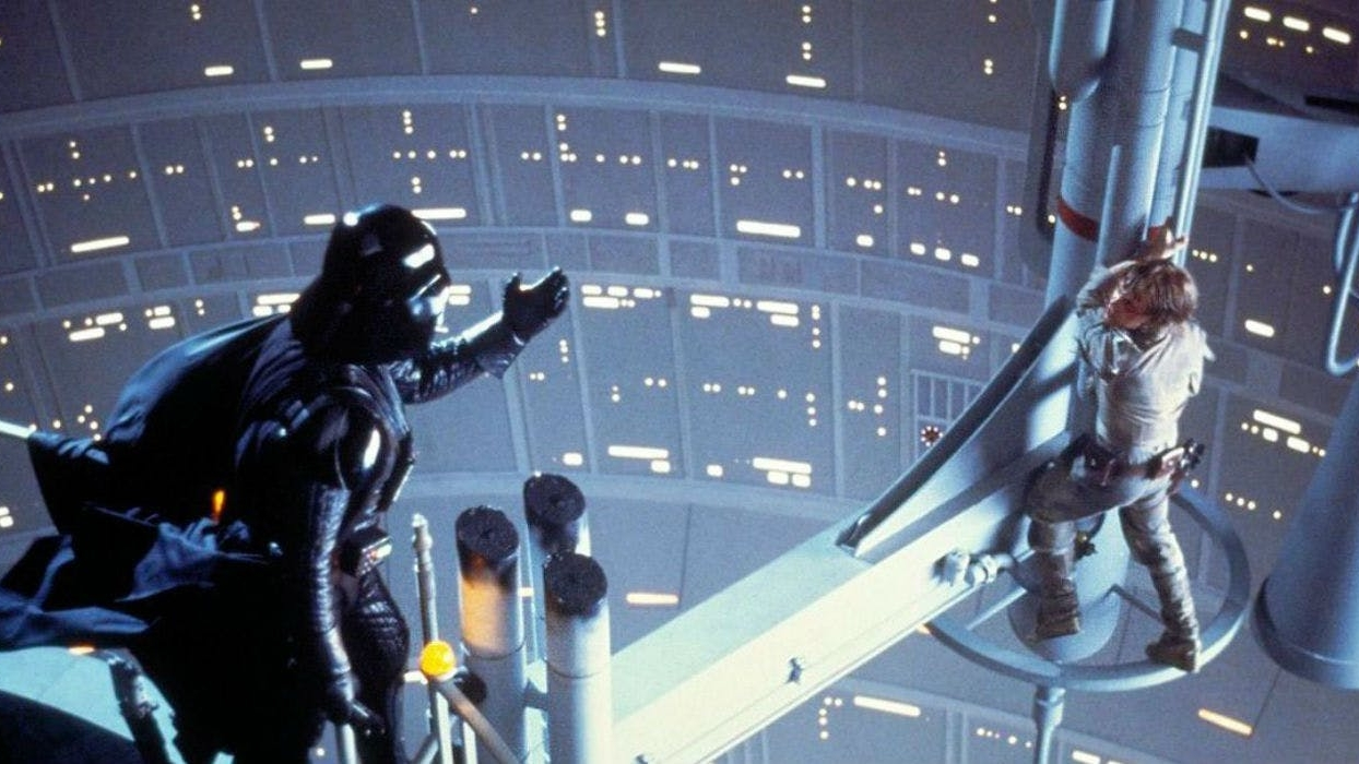 #13) The Empire Strikes Back - (1980 - dir. Irvin Kershner)