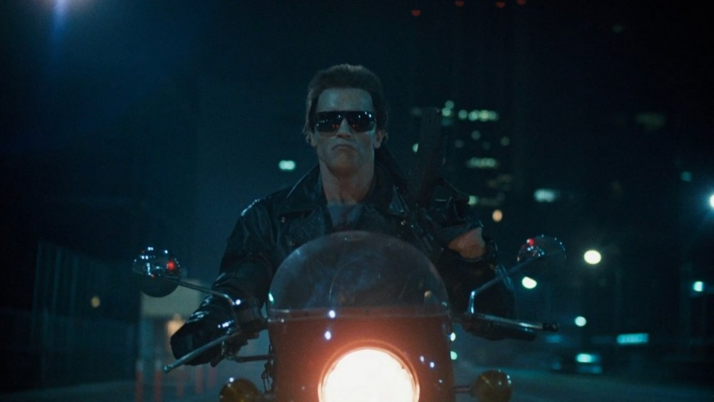 #19) The Terminator (-2) - (1984 - dir. James Cameron)