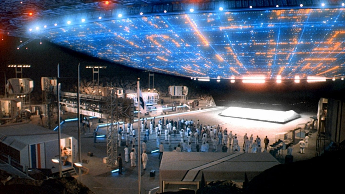 #20) Close Encounters of the Third Kind - (1977 - Steven Spielberg)