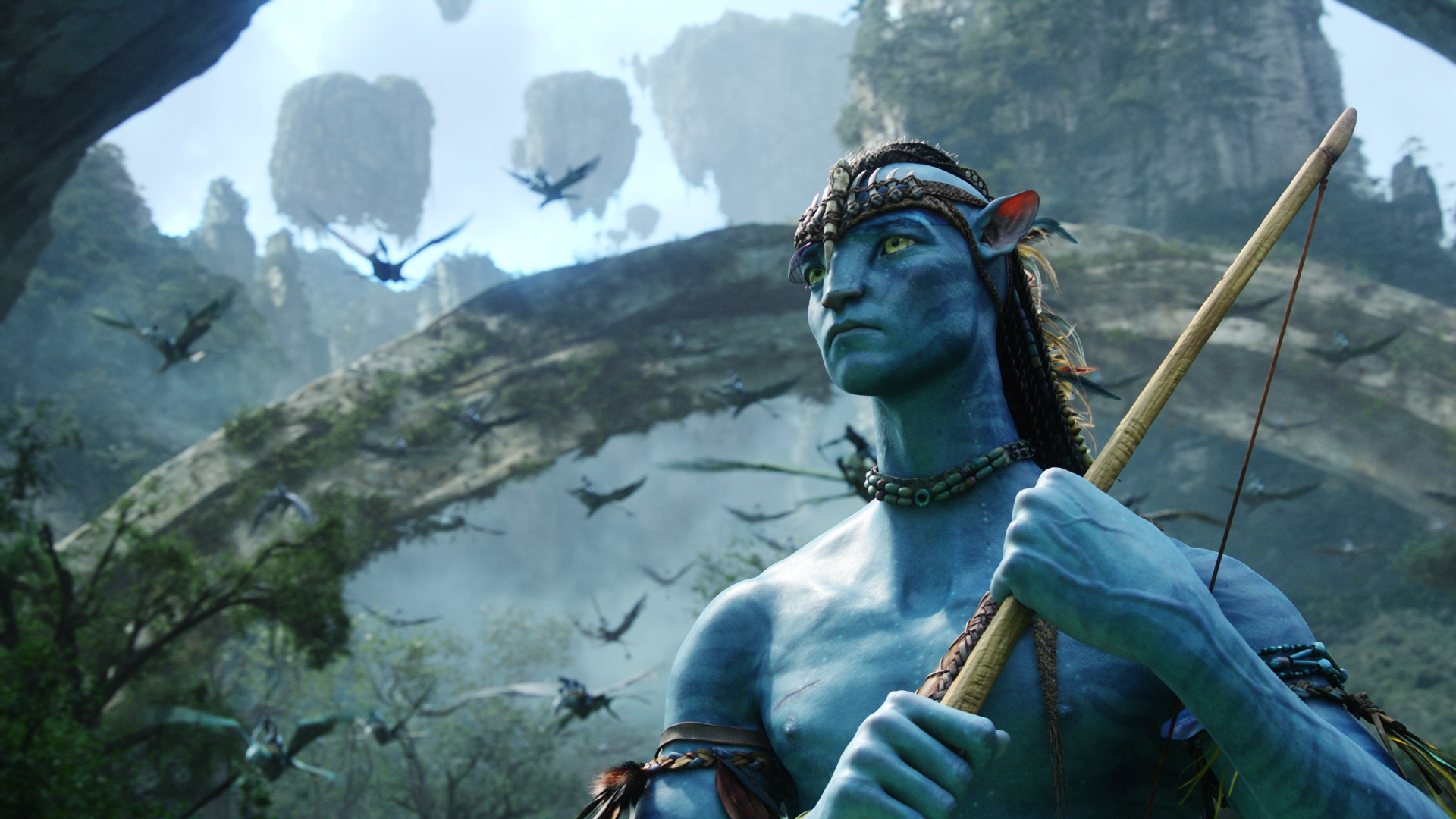 #29) Avatar - (2009 - dir. James Cameron)