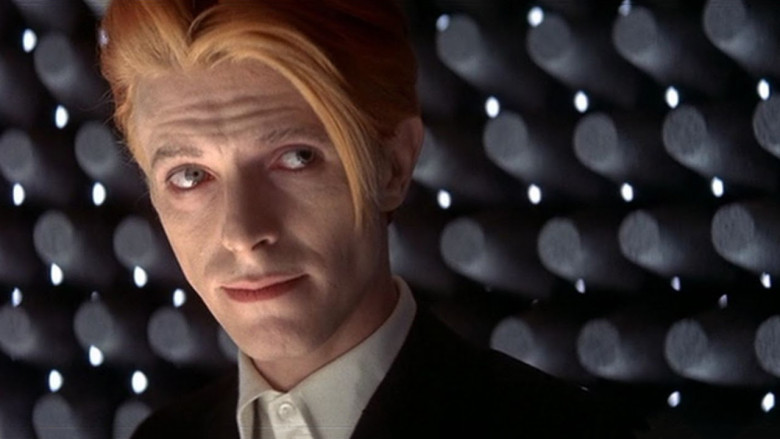 #34) The Man Who Fell to Earth - (1976 - dir. Nicolas Roeg)