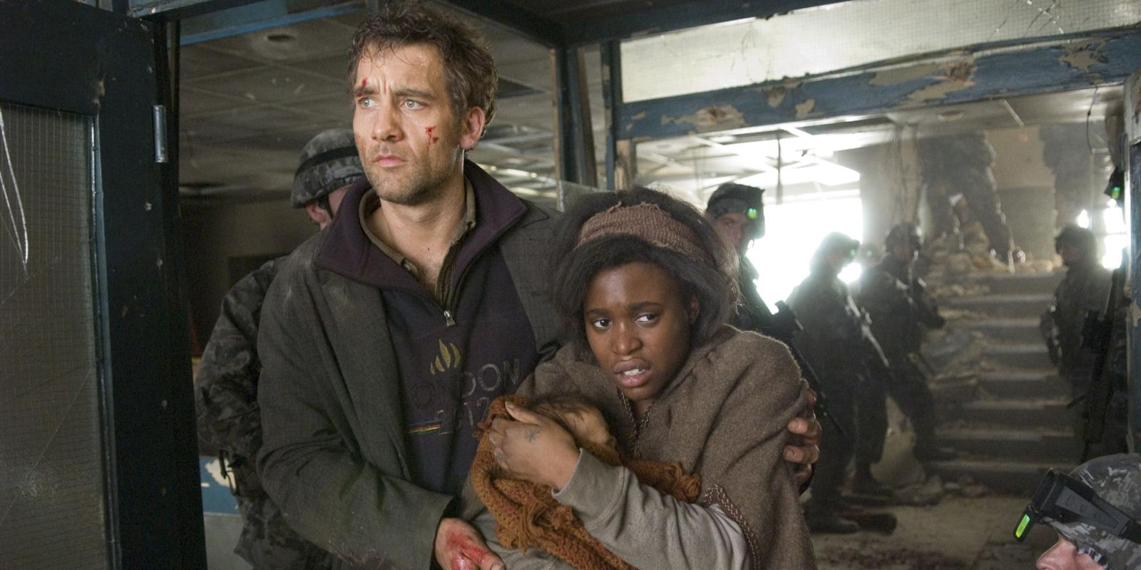 #42) Children of Men (-4) - (2006 - Alfonso Cuarón)