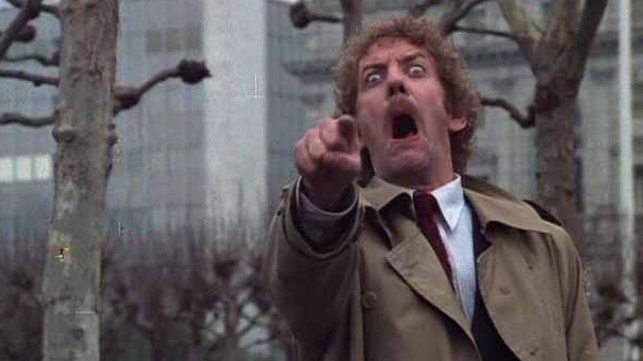 #47) Invasion of the Body Snatchers - (1978 - dir. Philip Kaufman)