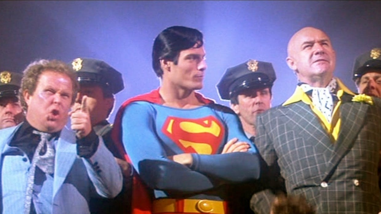 #50) Superman (+17) - (1978 - dir. Richard Donner)