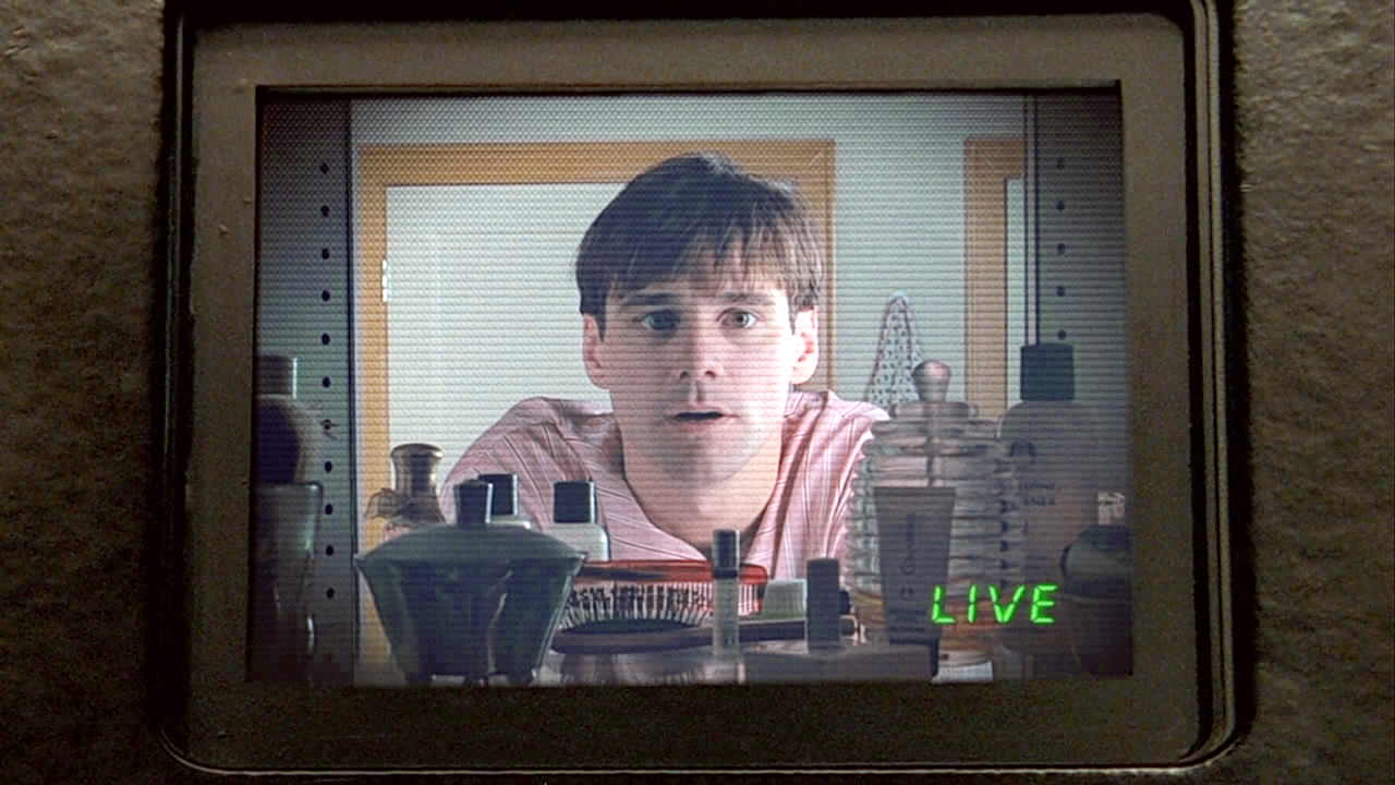 #87) The Truman Show - (1998 - dir. Peter Weir)