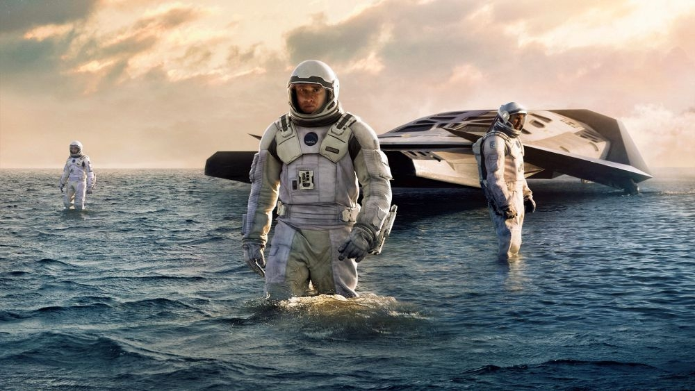 #95) Interstellar - (2014 - dir. Christopher Nolan)