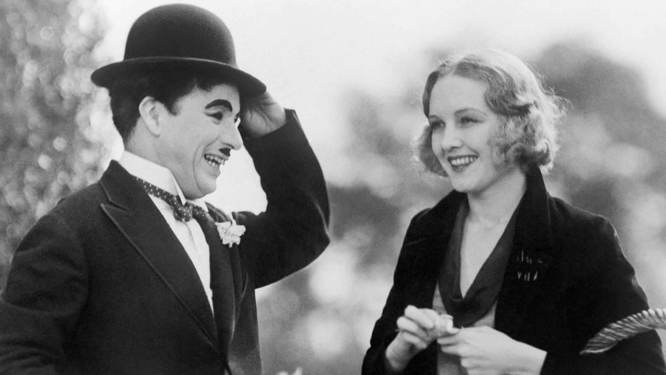 #1) City Lights - (1931 - dir. Charlie Chaplin)