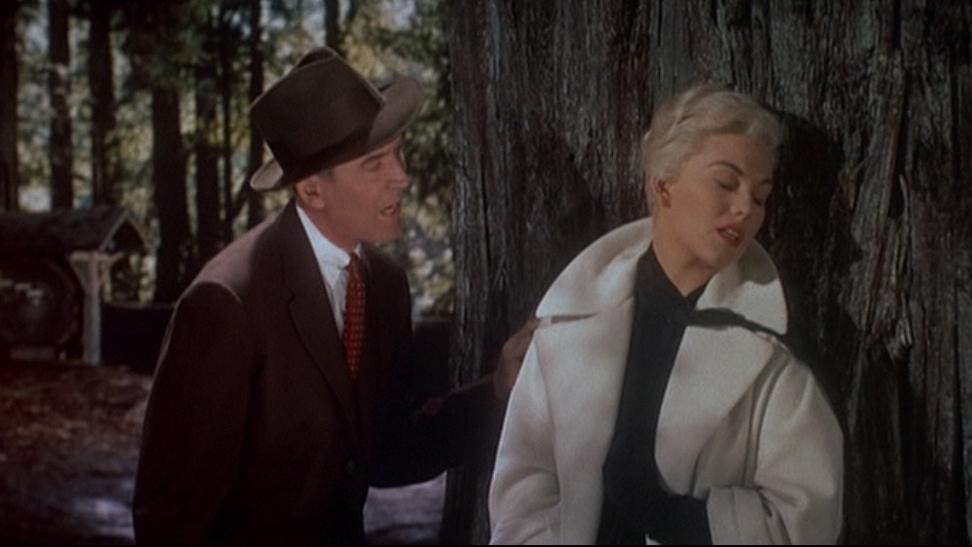 #2) Vertigo - (1958 - dir. Alfred Hitchcock)
