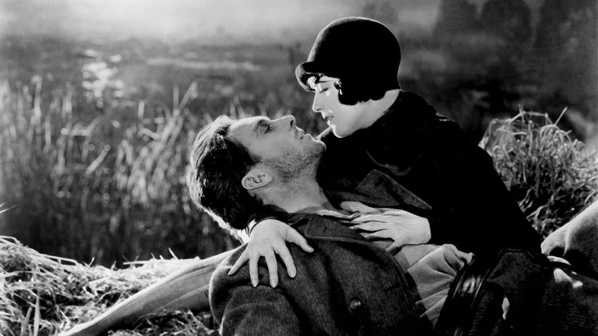 #3) Sunrise: A Song of Two Humans - (1927 - dir. F. W. Murnau)