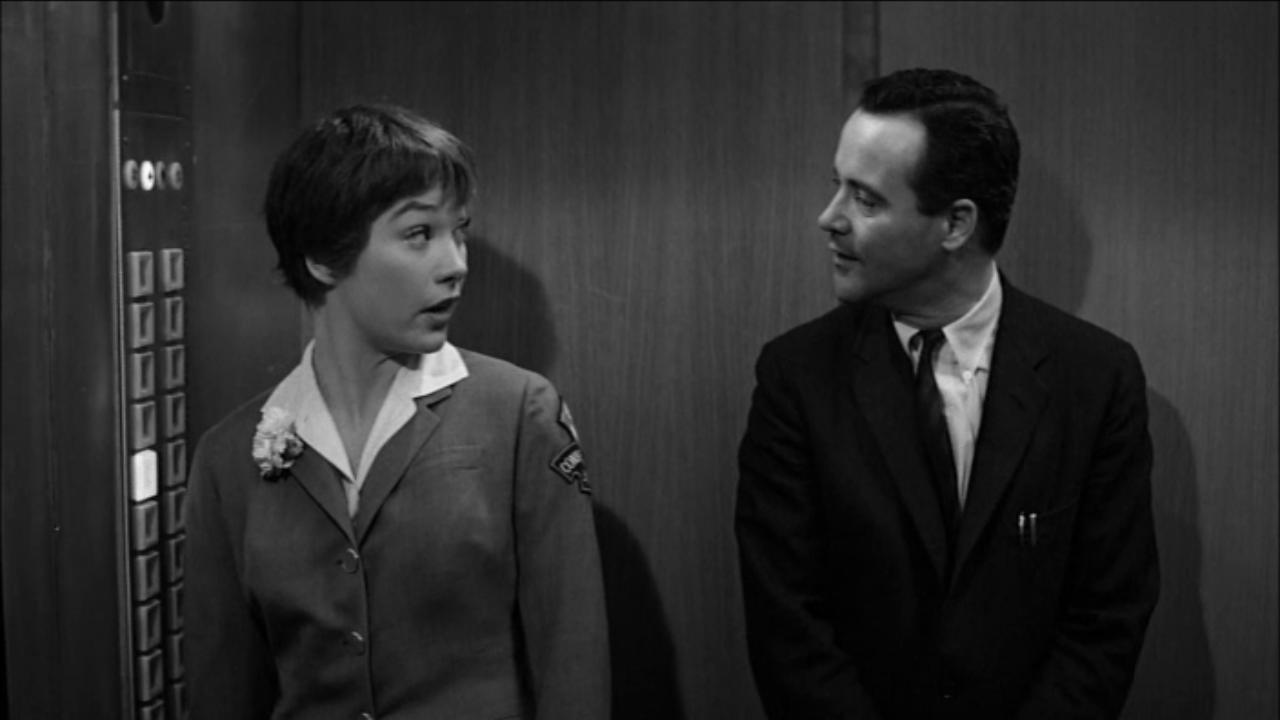 #7) The Apartment - (1960 - dir. Billy Wilder)