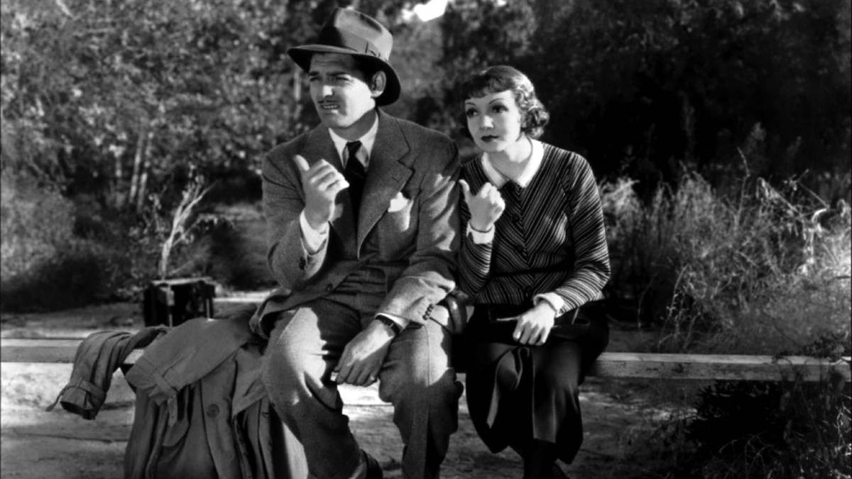 #8) It Happened One Night - (1934 dir. Frank Capra)