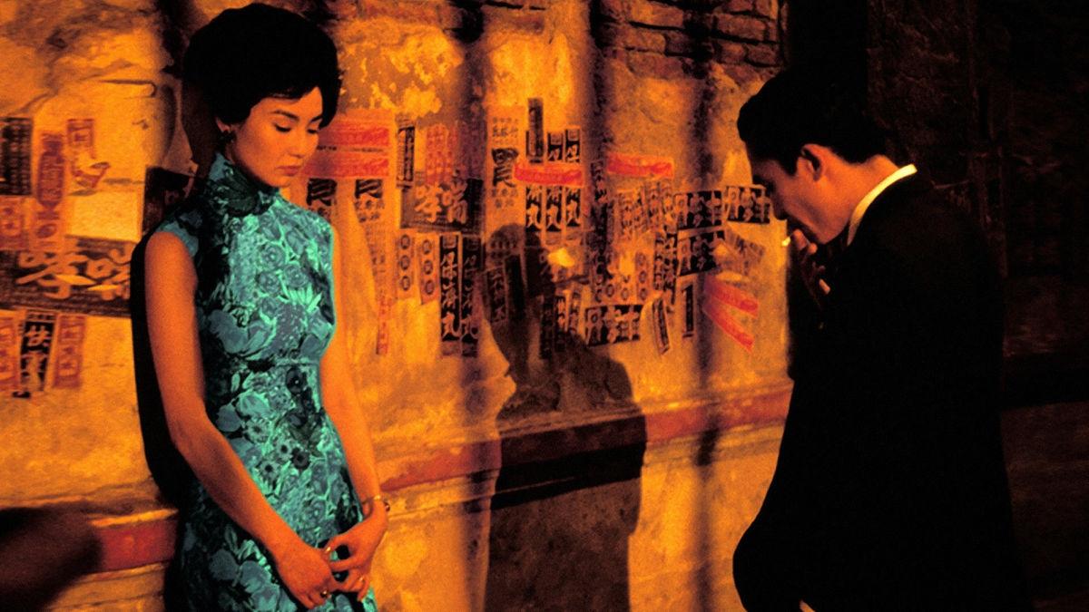 #11) In the Mood for Love - (2000 - dir. Wong Kar-wai)