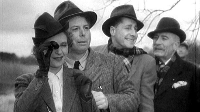 #14) La règle du jeu - (1939 - dir. Jean Renoir)