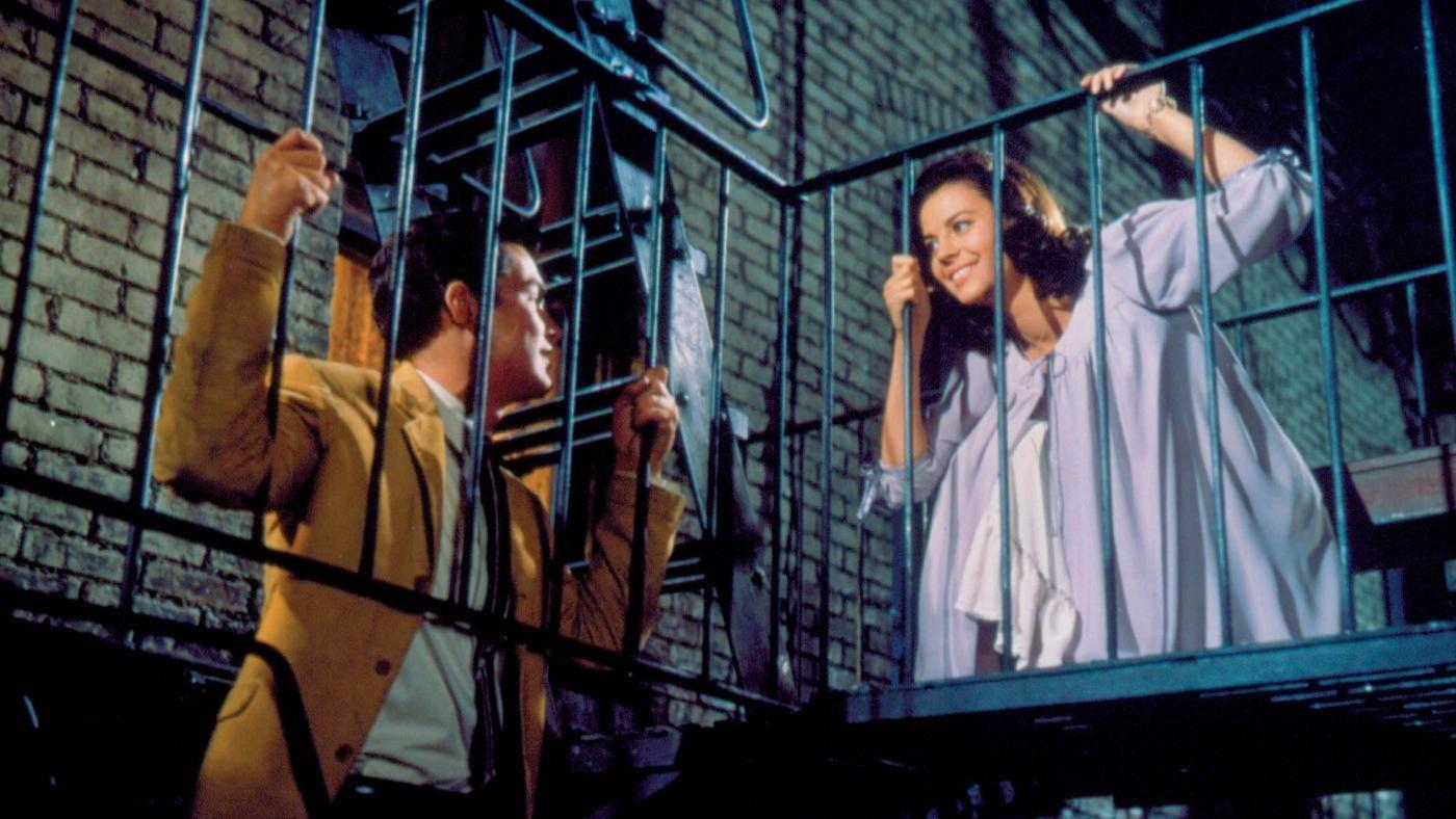 #15) West Side Story - (1961 - dir. Robert Wise & Jerome Robbins)