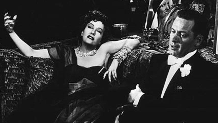 #23) Sunset Blvd. - (1950 - dir. Billy Wilder)