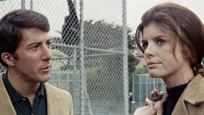 #29) The Graduate - (1967 - dir. Mike Nichols)