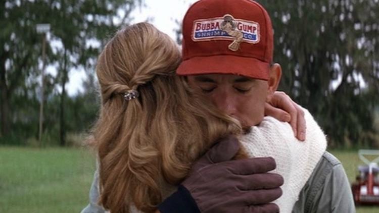 #38) Forrest Gump - (1994 - dir. Robert Zemeckis)