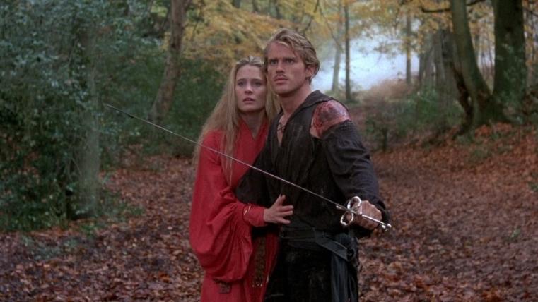 #44) The Princess Bride - (1987 - dir. Rob Reiner)