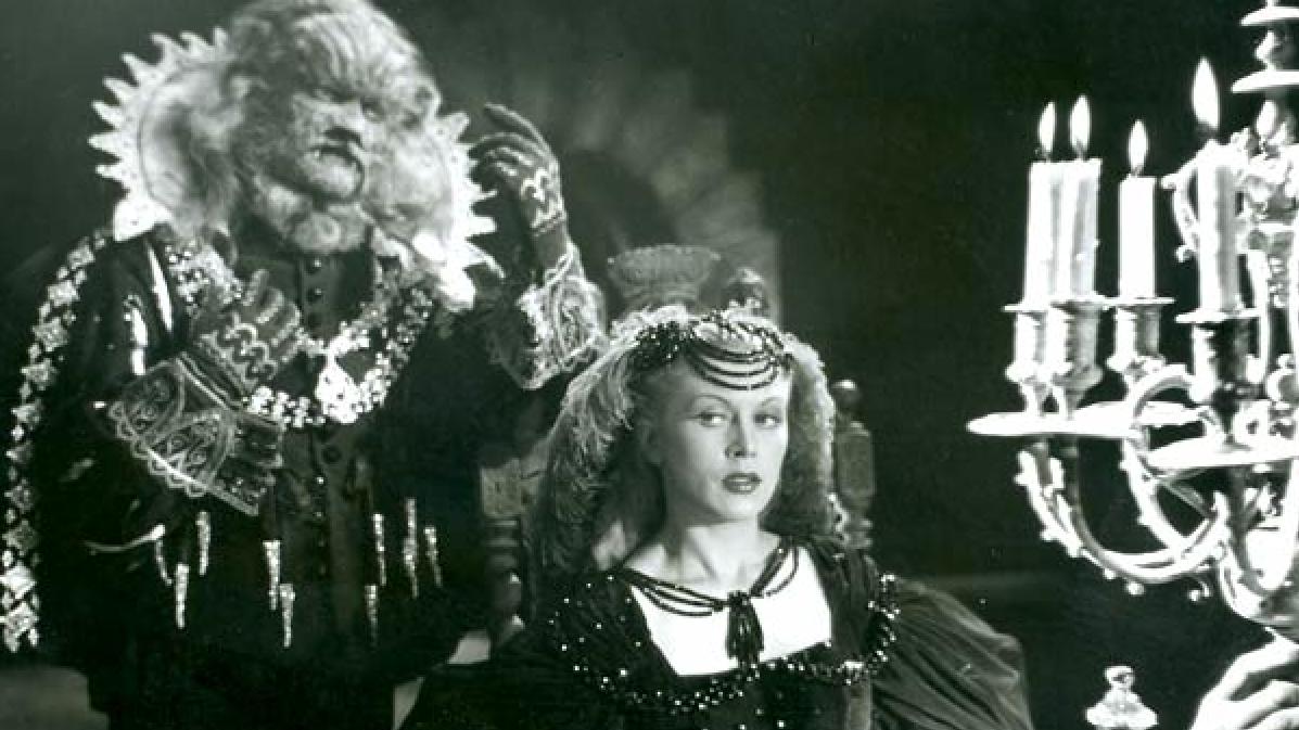 #47)La belle et la bête - (1946 - dir. John Cocteau)