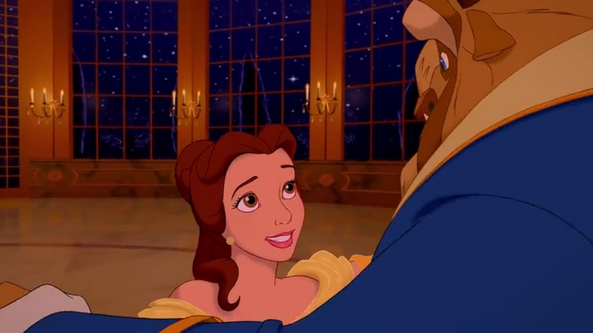 #56) Beauty and the Beast - (1991 - dir. Gary Trousdale & Kirk Wise)