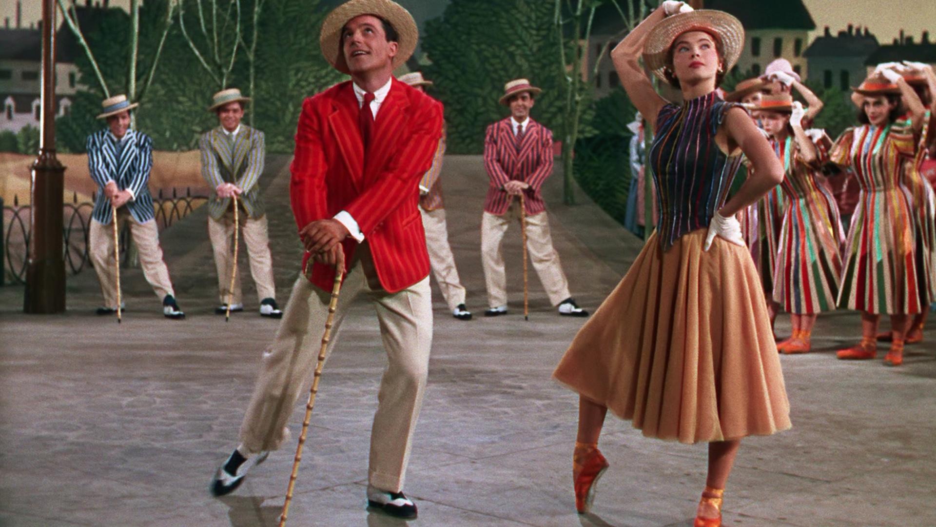 #77) An American in Paris - (1951 - dir. Vincente Minnelli)