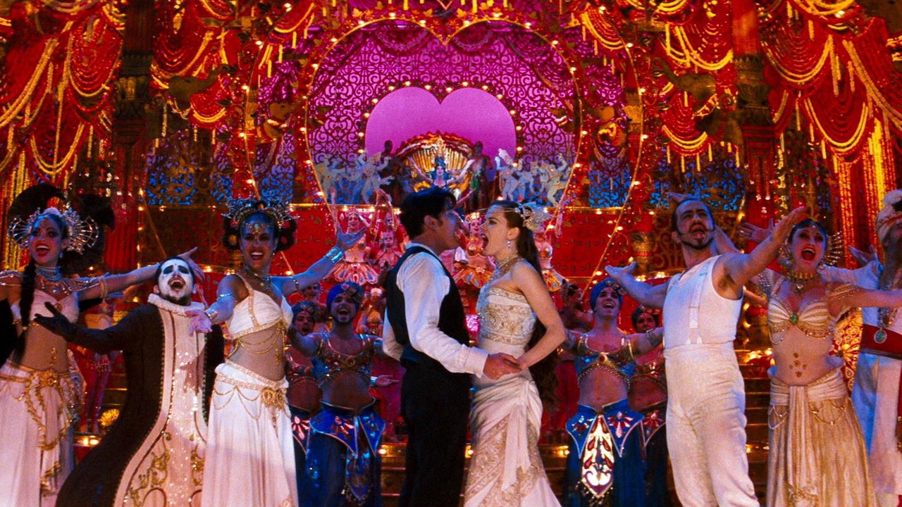 #88) Moulin Rouge! - (2001 - dir. Baz Luhrmann)