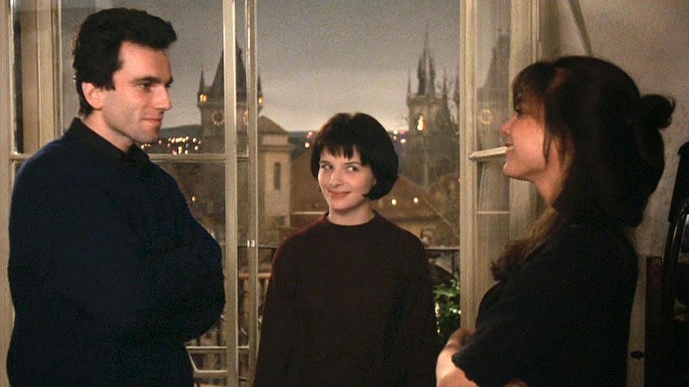 #98) The Unbearable Lightness of Being - (1988 - dir. Philip Kaufman)