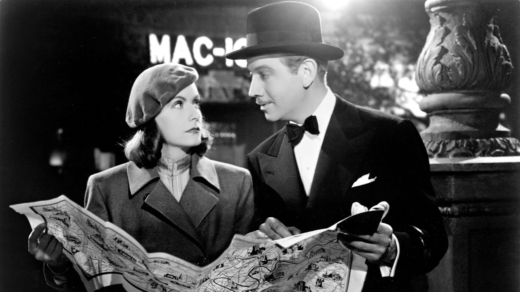 #99) Ninotchka - (1939 - dir. Ernst Lubitsch)