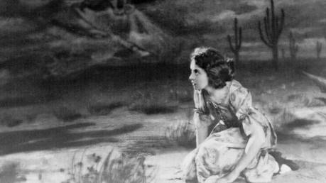 #15) The Wind - (1928 - dir. Victor Sjöström)