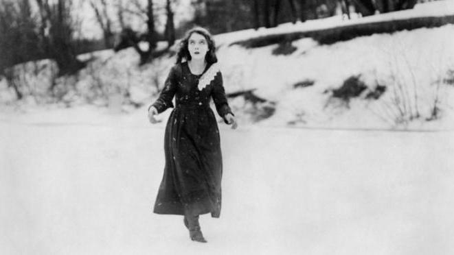 #19) Way Down East - (1920 - dir. D. W. Griffith)