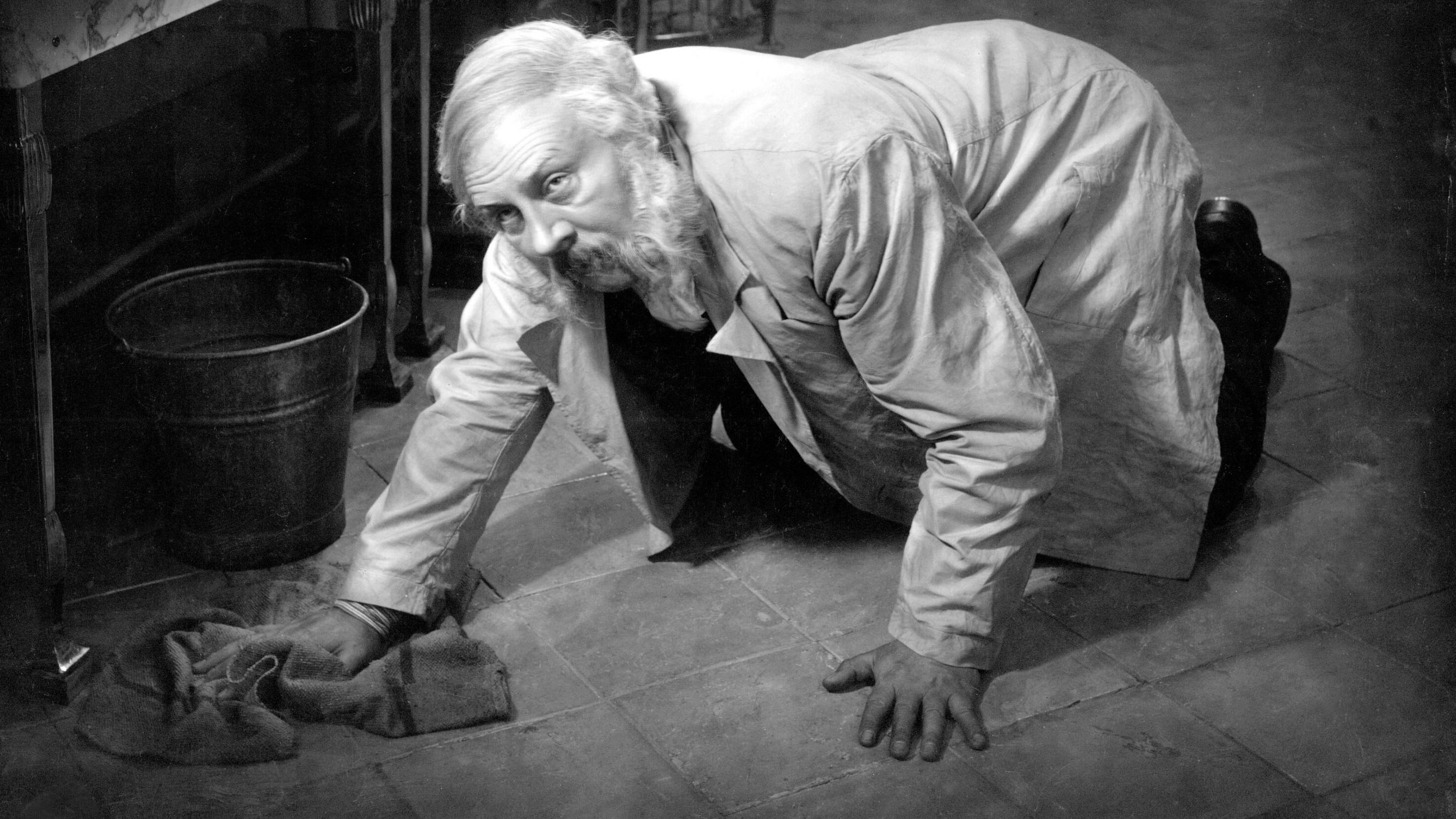 #21) The Last Laugh - (1924 - dir. F. W. Murnau)