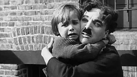 #27) The Kid - (1921 - dir. Charlie Chaplin)
