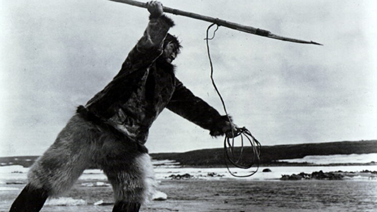 #30) Nanook of the North - (1922 - dir. Robert J. Flaherty)