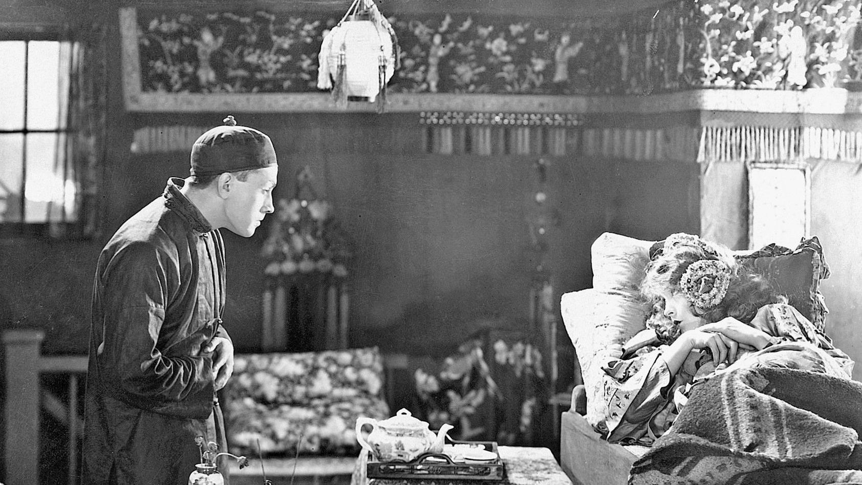 #31) Broken Blossoms - (1919 - dir. D. W. Griffith)