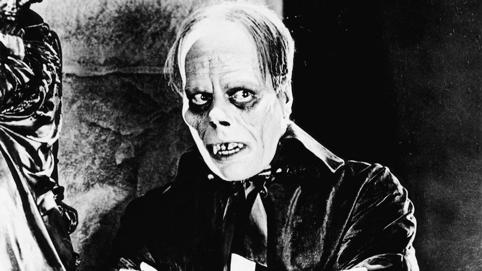 #37) The Phantom of the Opera - (1925 - dir. Rupert Julien)
