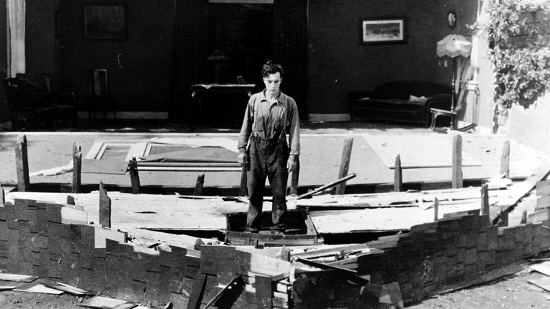 #40) Steamboat Bill, Jr. - (1928 - dir. Charles Reisner, Buster Keaton)