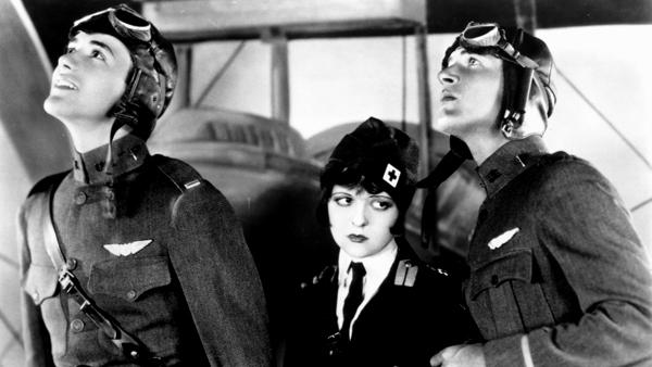 #41) Wings - (1927 - dir. William A. Wellman)