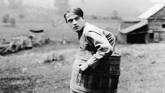 #45) Tol'able David - (1921 - dir. Henry King)