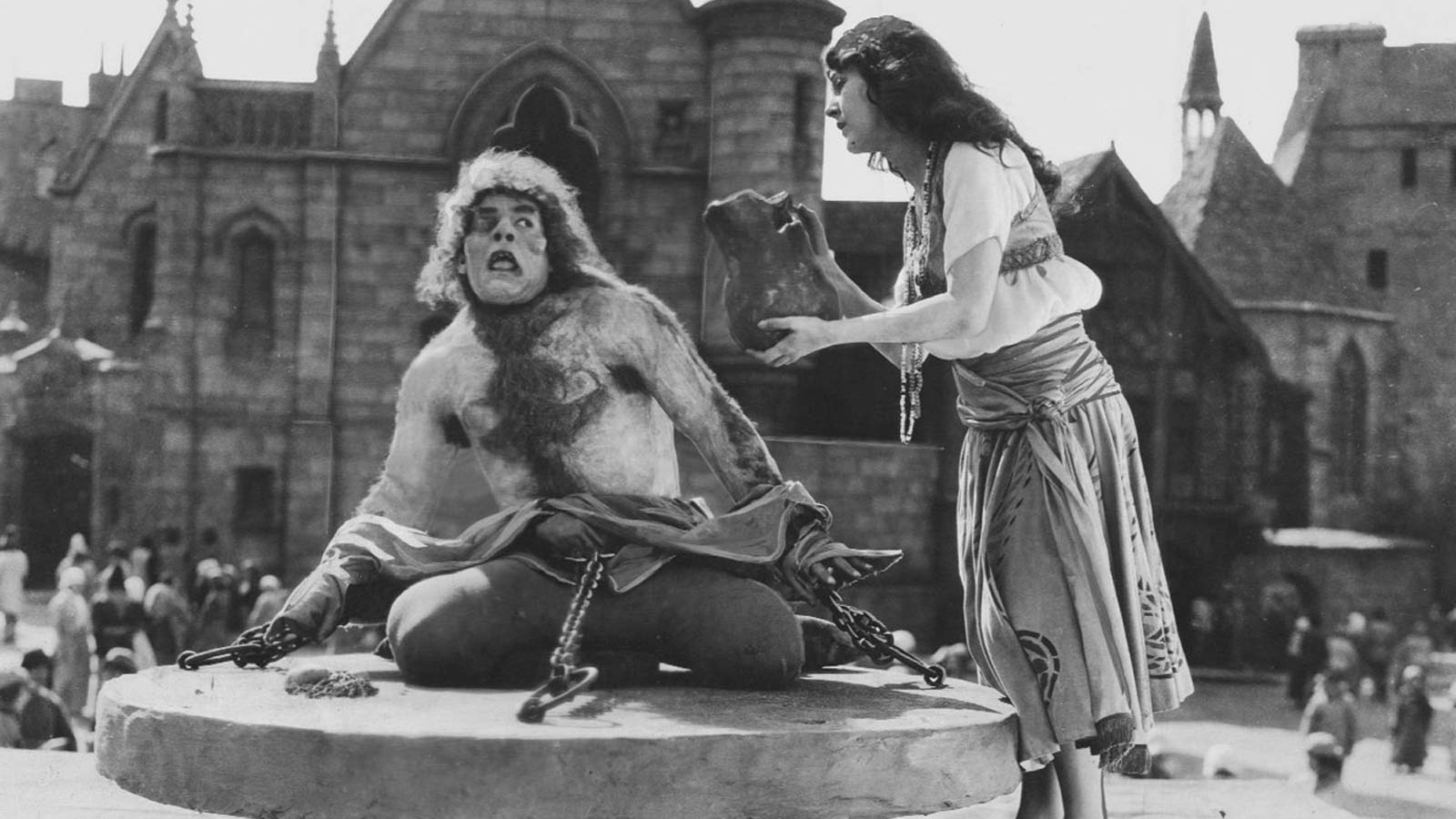 #46) The Hunchback of Notre Dame - (1923 - dir. Wallace Worsley)